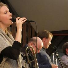 Woodhouse Jazzband & Marie Daniels